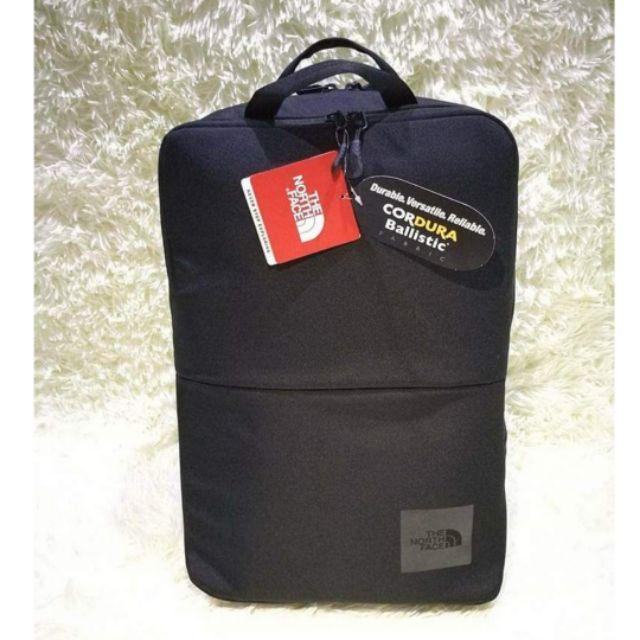 d24877ae6b5a READYSTOCK]Bagpack the north face fusebox bbasecamp travel abg ...