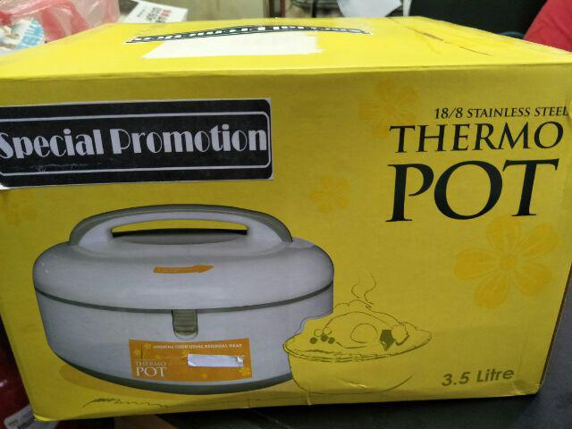 Thermo Pot / Thermal Pot 3 5L | Shopee Malaysia