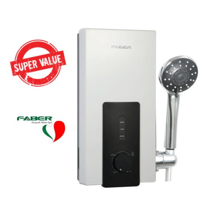 FABER Water Heater FWH Ottimo 501CH