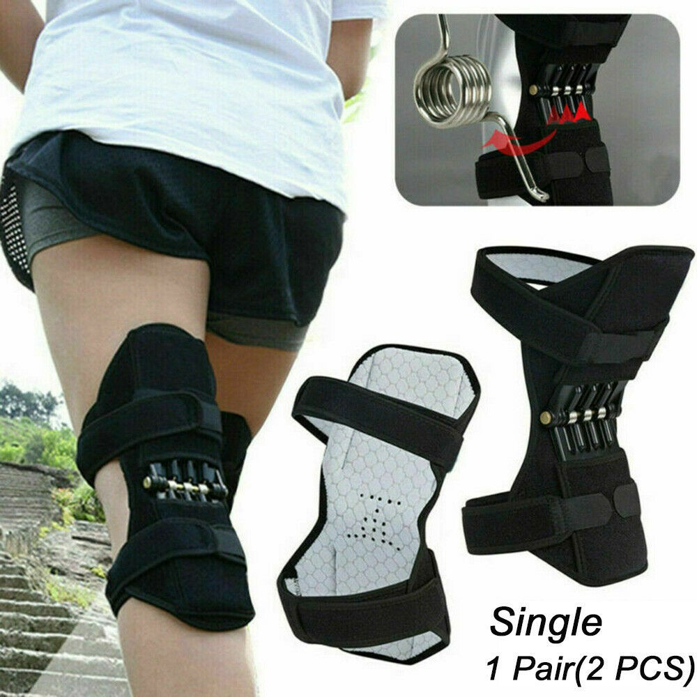 1* POWER LEG Kneepad NEW Maximum Protection Free Shipping