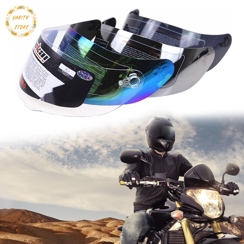 2b463ffb ✡MT✡ Motorcycle Helmet Shield Visor Full Face Anti-scratch UV Protection  For 316 902 AGV K5 K3SV | Shopee Malaysia