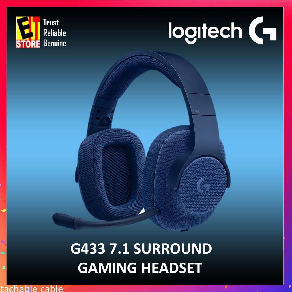 df69ac8e178 LOGITECH G233 Prodigy Wired Gaming Headset | Shopee Malaysia