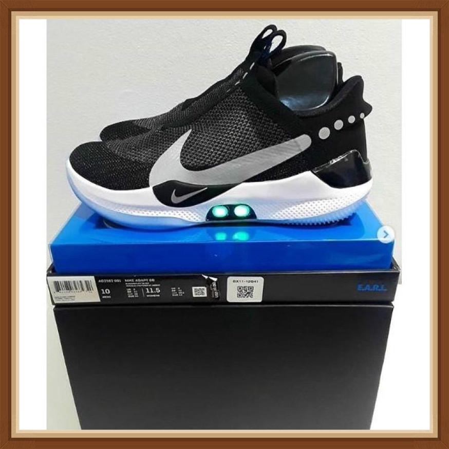 Nike Adapt Bb Men Self Lacing Basketball Shoes Men S Women S Casual Sports Running Shoes For Men Fashion Shoes Shopee Malaysia