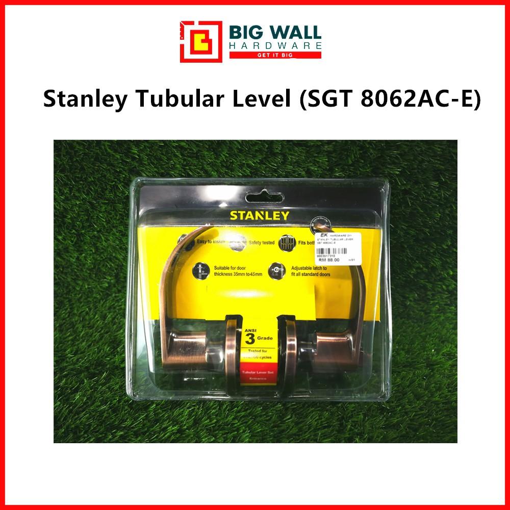 Stanley Tubular Lever Door Handle Set SGTL8062AC-E (Bronze)