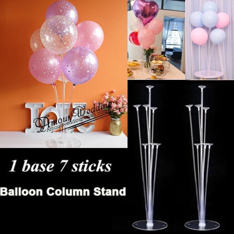 DIY Balloon Arch Balloon Column Water Base Plate Display Stand 4kg