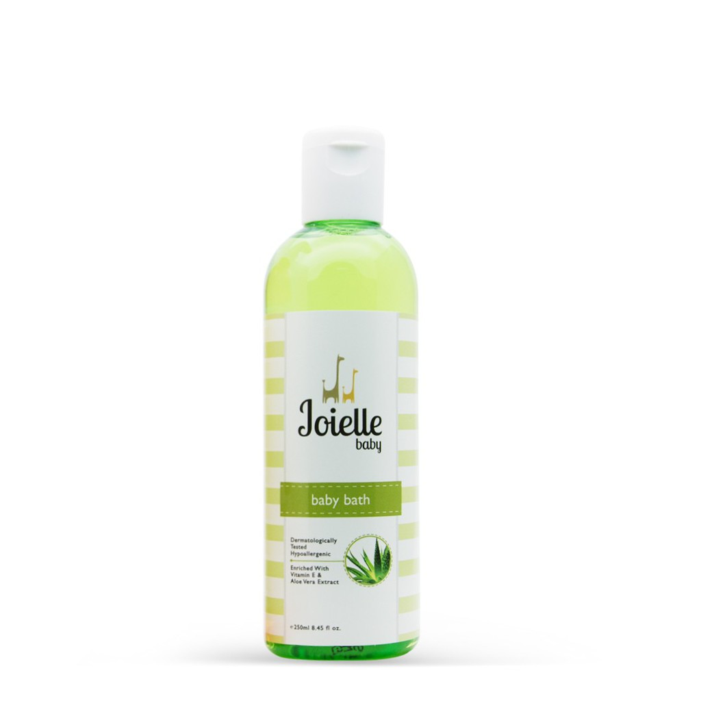 JOIELLE BABY BATH - 250ML