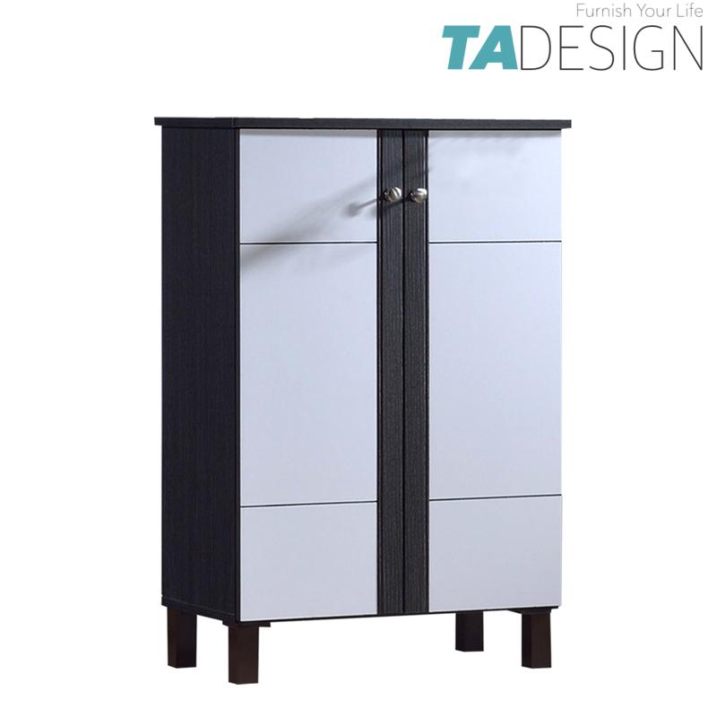 Furniture Direct DIONNE 2 door shoe rack cabinet wooden