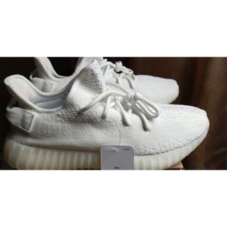 moda designerska wykwintny styl ogromna zniżka Yeezy Boost 450 (Full white)