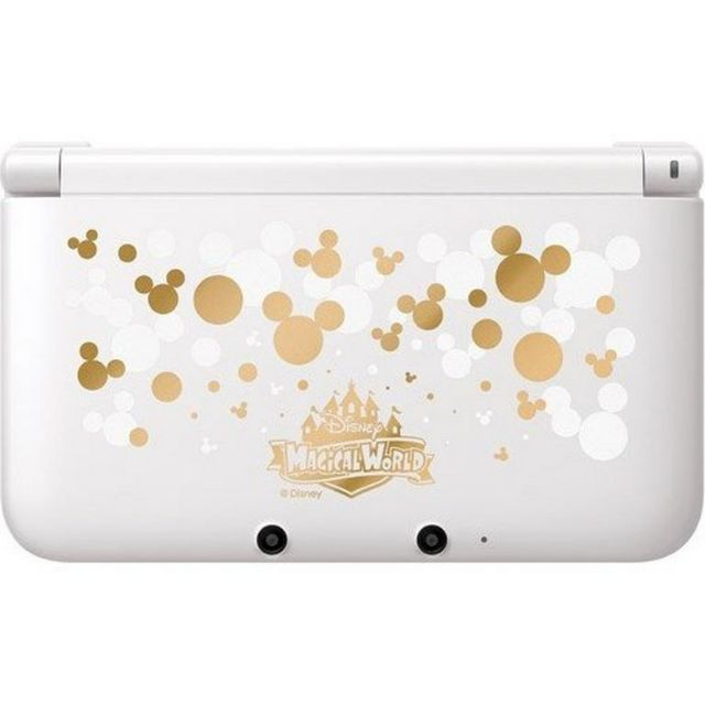 Nintendo New 3DS XL Disney Magical World Special Edition