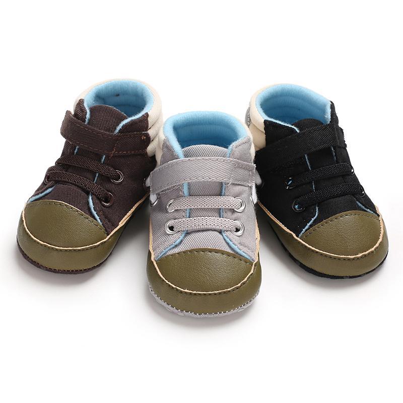 Ready Stock Newborn-18M Baby Boy's Girl's Sneakers Slip-On ...