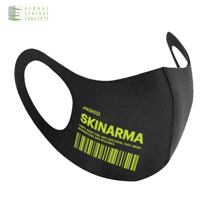 Skinarma Nano Zinc Mask Kokyu