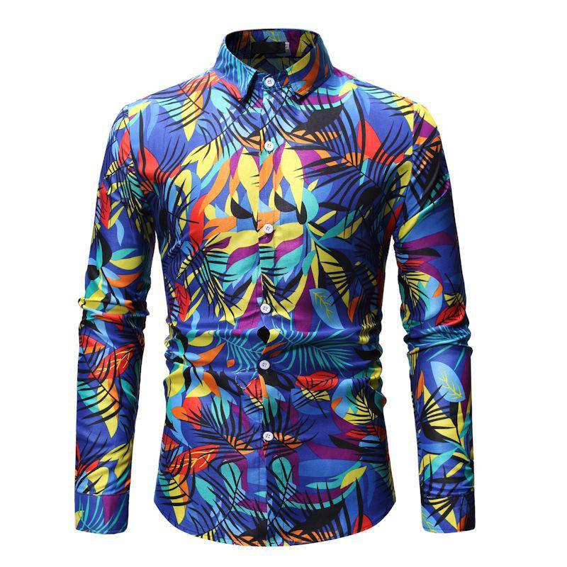 premium selection e4c9e af749 🎉New Year Sales🎉long sleeve men shirt batik shirts slim business shirts