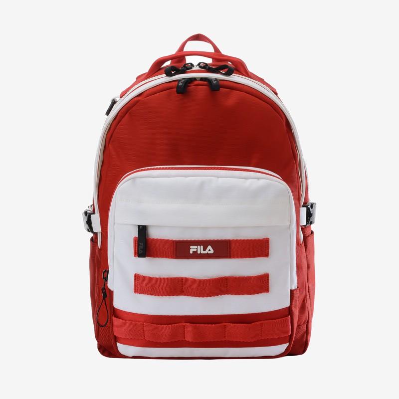 4f4181d38ac Fila Groove Backpack Dark Red   Shopee Malaysia