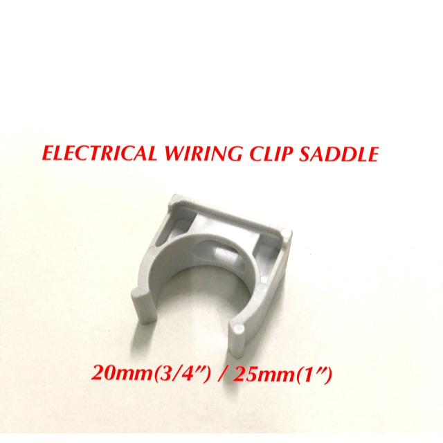 PVC Wiring Clip Saddle / Pvc Clip / Pvc Saddle on harley handlebar wire clips, wire rope clips, types wire clips, plastic clips, latching wire clips, framing clips, insulation clips, conduit clips, automotive clips, spring clip,