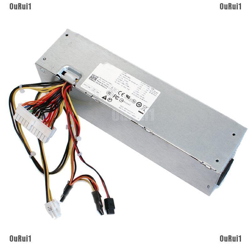 SC Power Supply FOR DELL OPTIPLEX 3010 390 790 990 SFF 2TXYM RV1C4 3WN11  USA HS