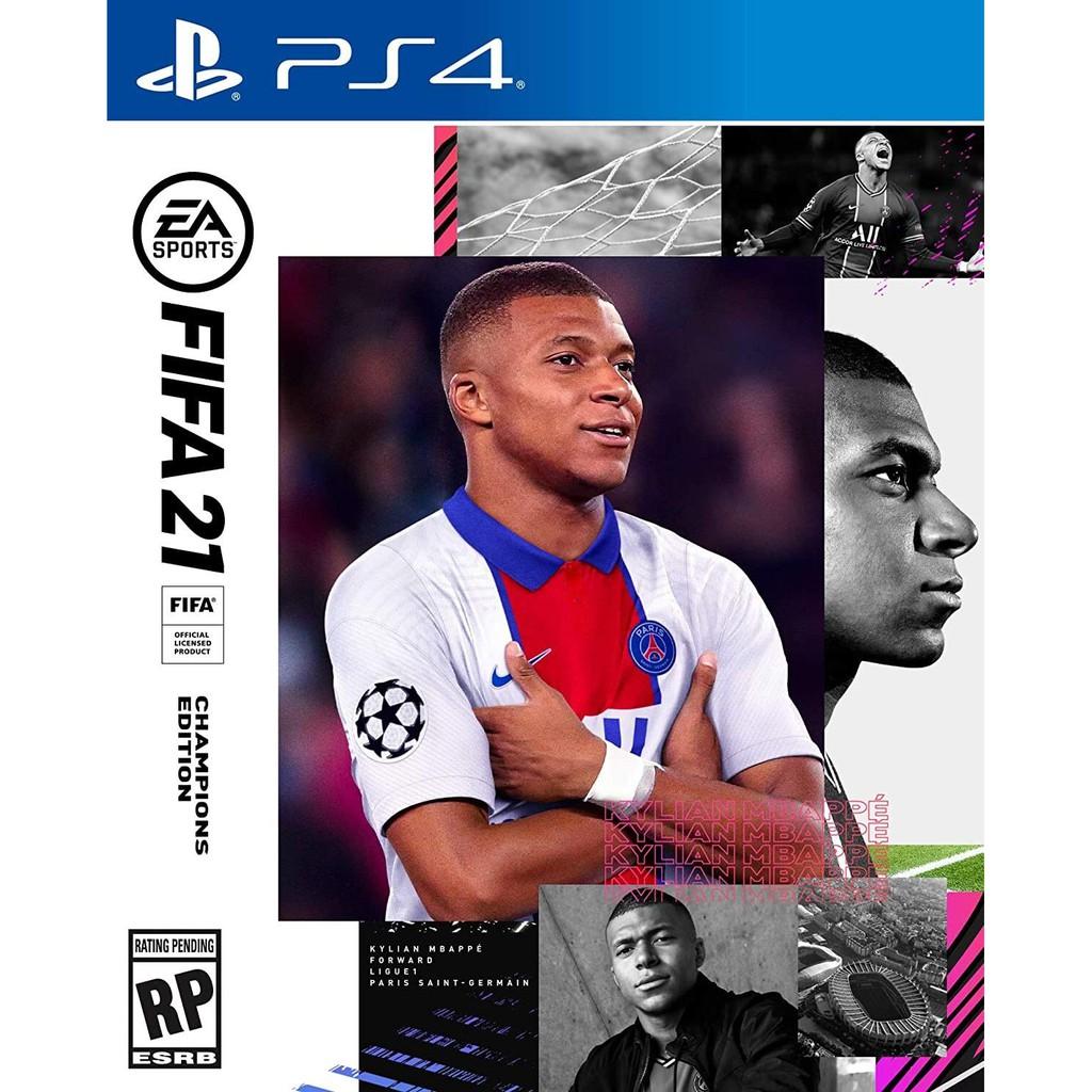 [PRE-ORDER] PS4 FIFA 21 Champions Edition (R3)