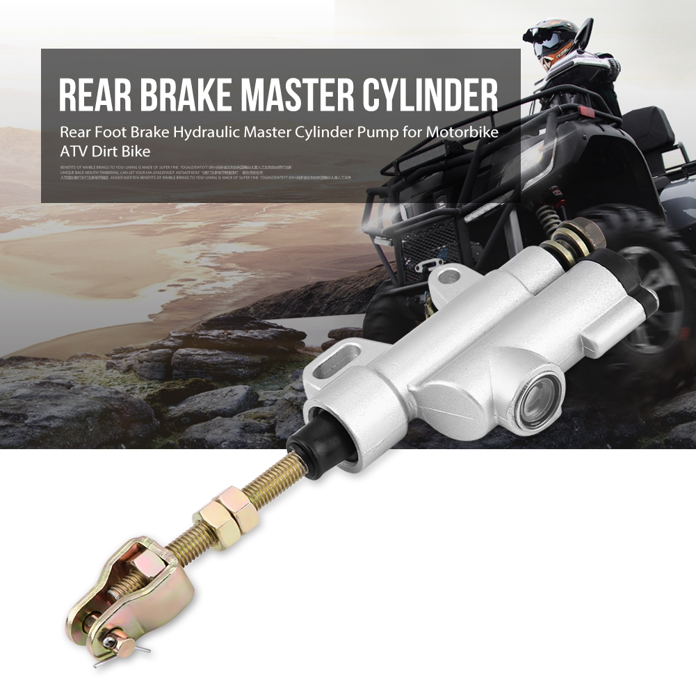 Rear Foot Brake Hydraulic Master Cylinder Pump for Motorbike