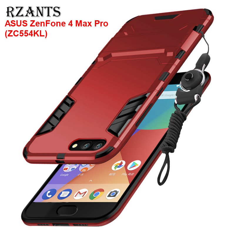 Asus zenfone 4 max pro zc554kl armor stand case with lanyard full asus zenfone 4 max pro zc554kl armor stand case with lanyard full protect cover shopee malaysia stopboris Image collections