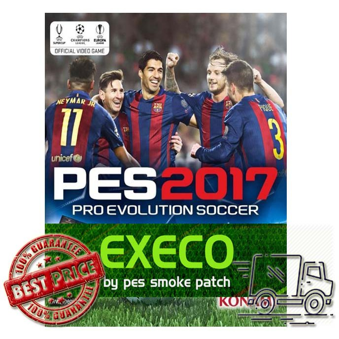 [Digital Download Only] PES 2017 with Update 9 9 3 EXECO 17 [HOT!!!]