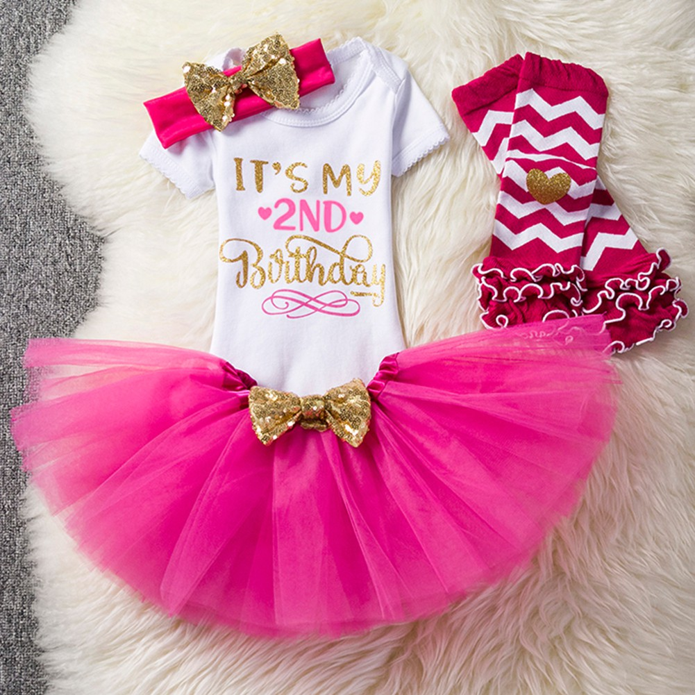 741bb574b 2nd Birthday Dress Baby Girl