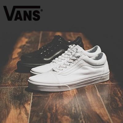 558107d19daa Ori VANS Old Skool Classic black warrior white couple canvas shoes VN-0D3HBKA