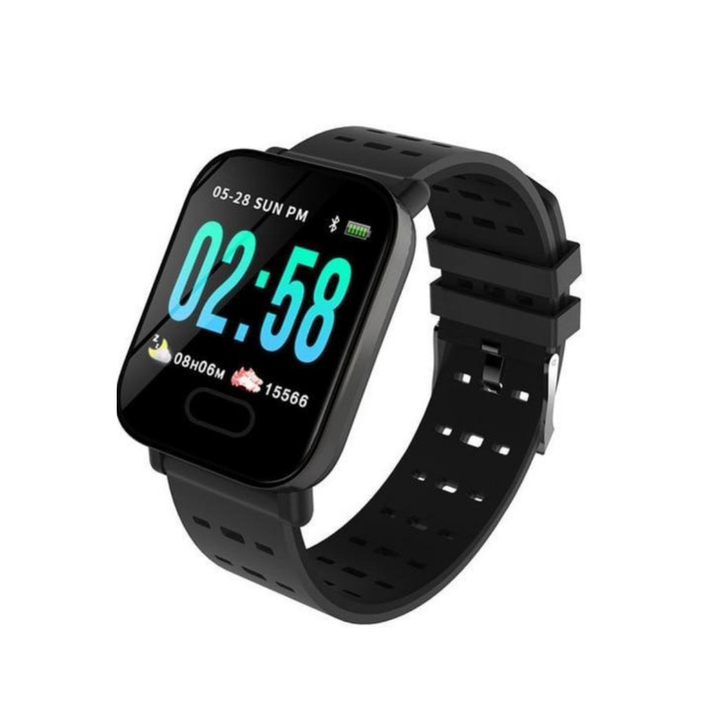 (Re-Stock Malaysia) Mobile watch, Health watch