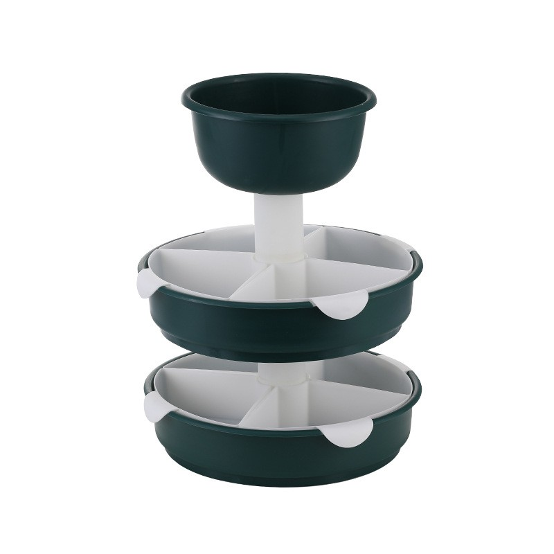 Furniture Direct Swivel steamboat ingredient multipurpose tray server/ hot pot server
