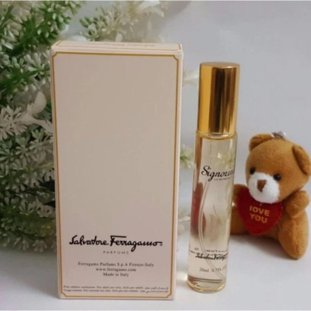 SIGNORINA EDP (Europe Authentic Perfume 20ML)