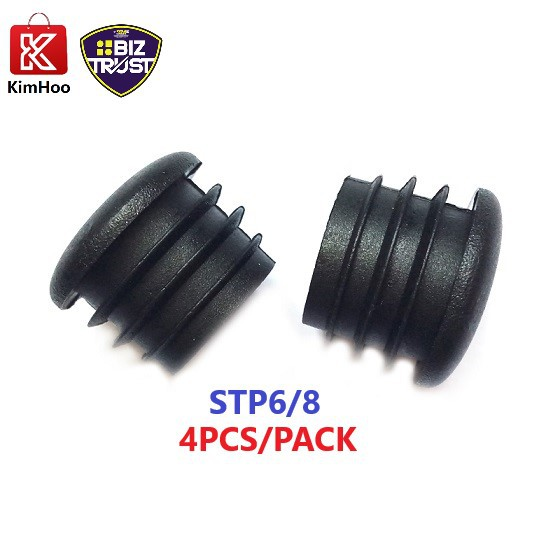 Heavy Duty 6/8 Inch Round Stopper for Chair Legs Stopper Kerusi