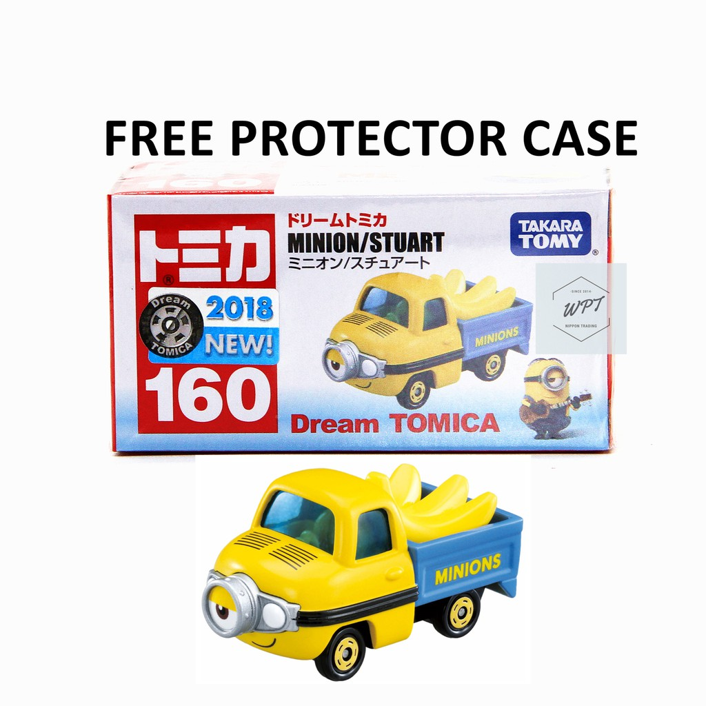 Takara Tomy Dream TOMICA NO.143 Doraemon Japan Diecast car 2018 New