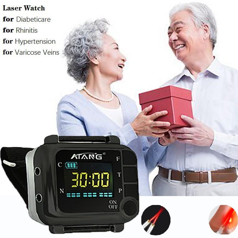 Diabetic Rhinitis Cholesterol Hypertension Watch Laser ...
