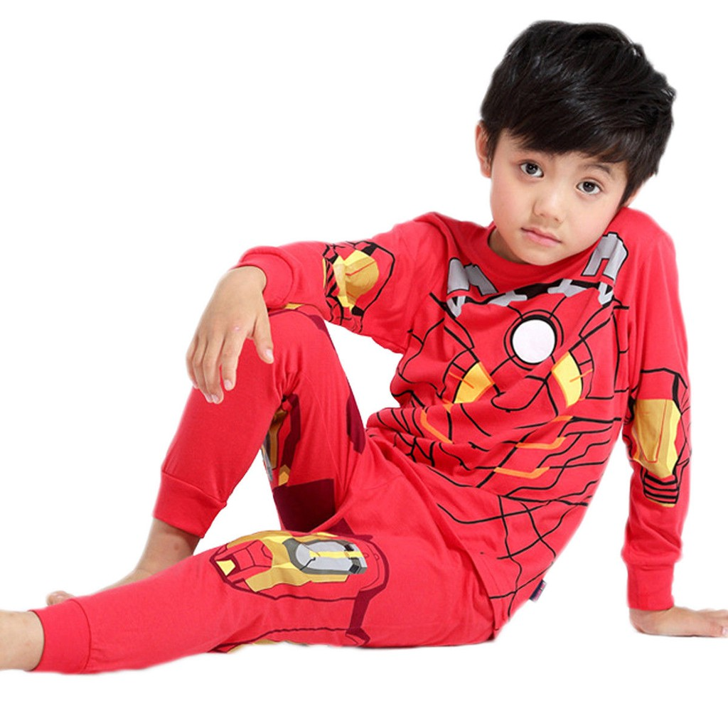 SpongeBob Squarepants Boys Girls Pyjamas for Kids Nightwear Full Length Character Pjs Size