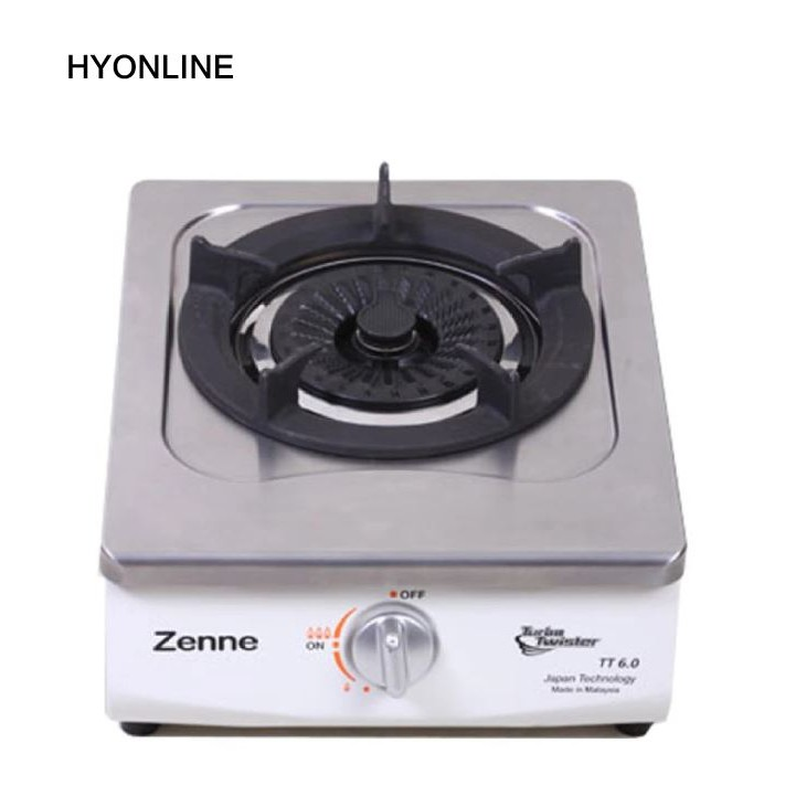 ZENNE GAS COOKER 1 BURNER (KTC18S)