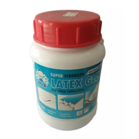 Ufixx 0.5 / 4 kg Latex Glue Parquet Multi Purpose (wood floor, wallpaper) Big Wall Hardware