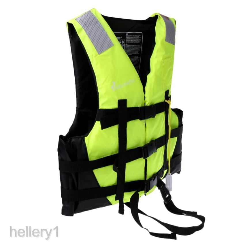 Red wood Swim Buoyancy Jacket Aid Vest Fly Fishing Life Jacket Kayak Watersports Vest Jacket Canoe Sailing Fishing Vest Fishing Safety Life Jacket