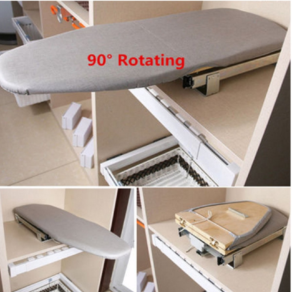 Folding Ironing Board Plate Car