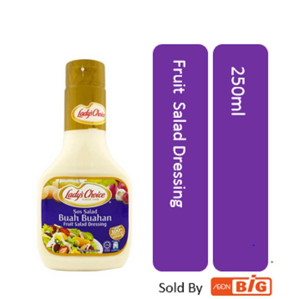 LADY'S CHOICE FRUIT SALAD