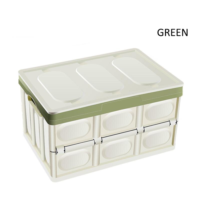 GDeal Multifunction Household Foldable Car Kitchen Wardrobe Store Plastic Storage Box
