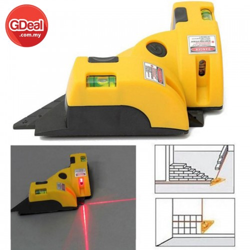 90 Degree Vertical Horizontal Projection Square Level Laser Square (LV-01)