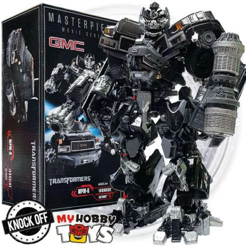 new Hasbro Transformers Masterpiece Movie Series MPM-06 Ironhide Action Figure