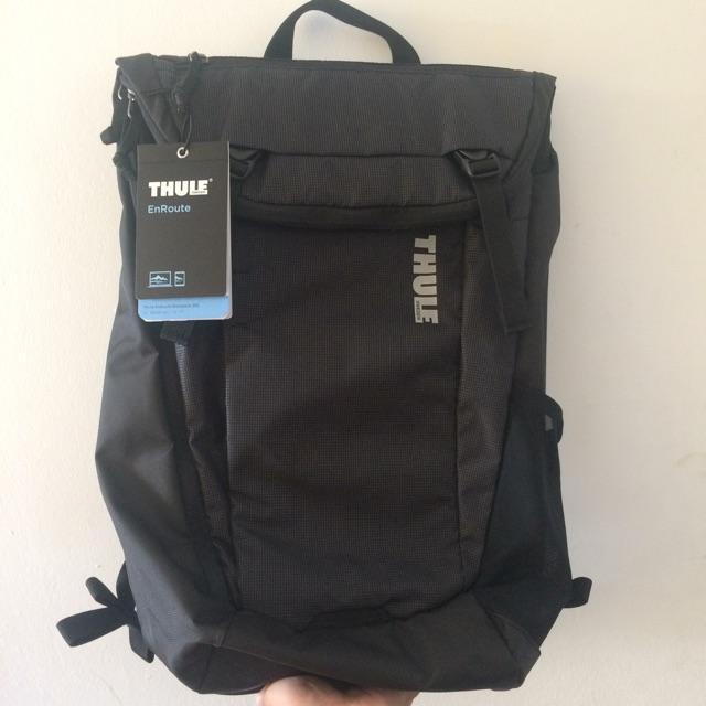 Thule Lithos Backpack - Dark Burgundy (20L)  6de900340c