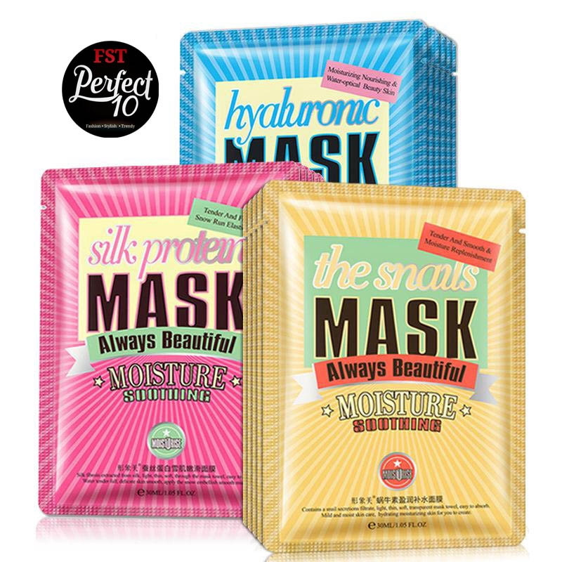 FST IMAGES Always Beautiful Moisture Soothing Mask
