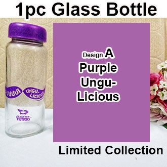 Limited Collection Mr Potato 1pc Glass Bottle with Lid