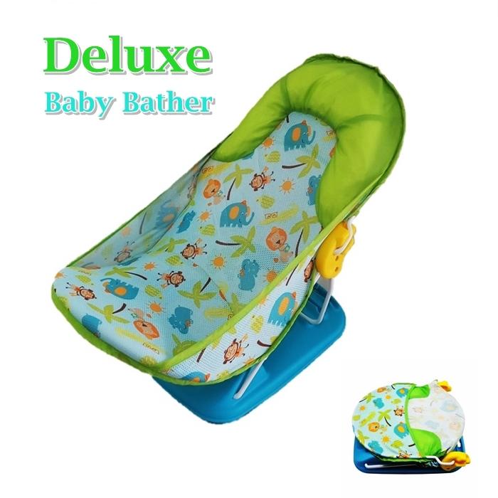 MALAYSIA] KERUSI MANDI BAYI BOLEH LIPAT / Fundays Deluxe Baby Bather