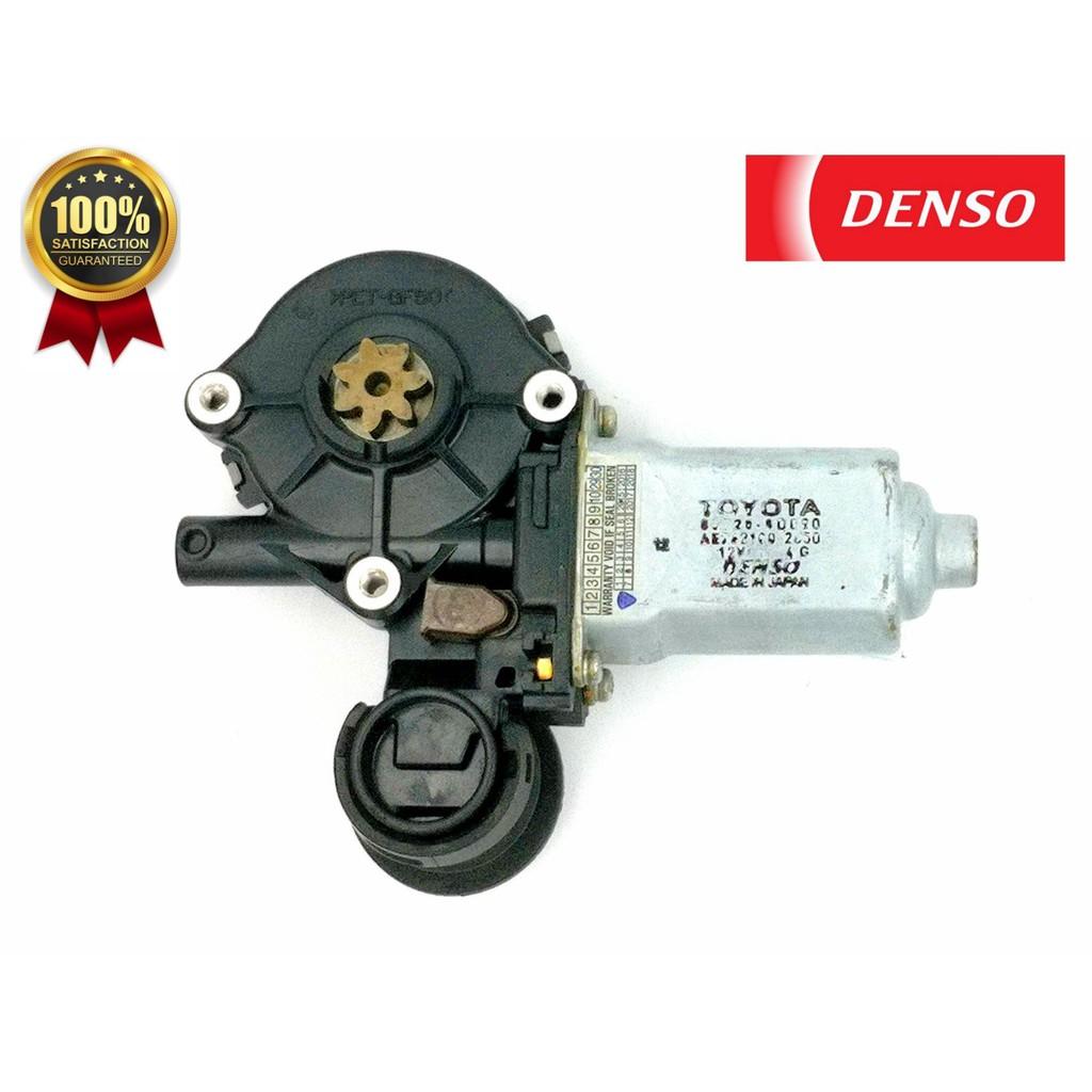 MOPWTC03RLO - TOYOTA CAMRY / VIOS / ALTIS '03 POWER WINDOW MOTOR ( ORG ) 85720-RL ( 2 PIN ) 85710-OD080 REAR LEFT