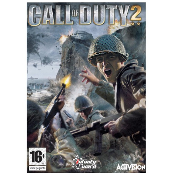 CALL OF DUTY 2 [PC DIGITAL DOWNLOAD]