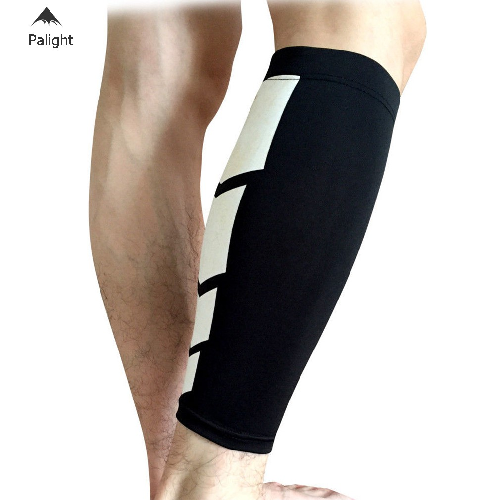 4633201301 Elastic Anti-slip Long Calf Support Leg Compression Sleeve For Outdoor  Sports | Shopee Malaysia