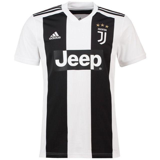 9490e3637 (Readystock) Juventus Home Kit 2018 19 Adidas Football Jersey Cristiano  Ronaldo