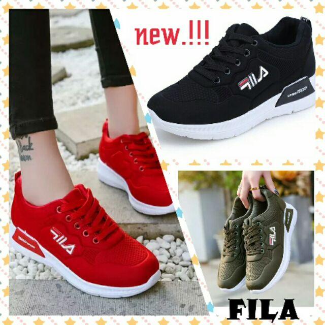 6e26a12824 Ready Stock Fila Disruptor 2 Women Casual Increase Sports Shoes kasut
