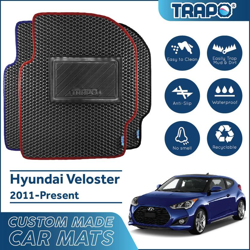 Trapo Car Mat Hyundai Veloster (2011-Present)